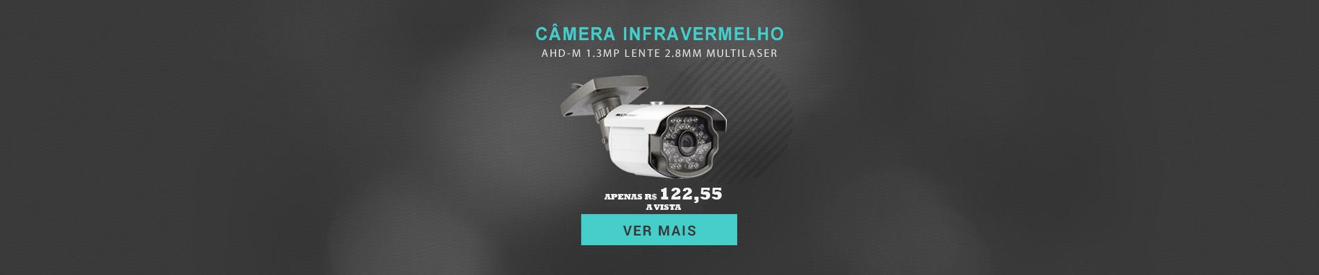 camera bullet ahd multilaser