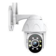 Camera Ip Mini Speed Dome Externa Wireless Full HD 1080P 20m Onvif P2P