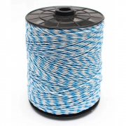 Fio Eletroplástico de Aço Galvanizado 250Mts 15x06
