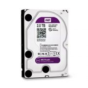 Hd Wd Purple 2 Teras Interno Para Dvr Wd20purz