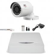 Kit 1 Camera De Segurança Jfl Hd 720p Chd 1230p