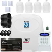 Kit Active 20 Ethernet Sensores Idx 1001 e Shc Fit Jfl