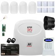 Kit Active 20 Ultra Com 4 Sensor Idx 1001 e 6 Shc Fit Jfl