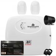 Kit Alarme Jfl SmartCloud 18 Sensores Idx 1001 Jfl S/ Me04