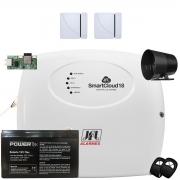 Kit Alarme SmartCloud 18 e 2 sensor Magnetico Sem Fio Shc Fit