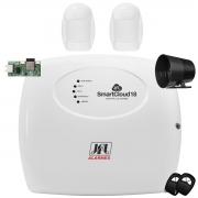Kit Alarme SmartCloud 18 Jfl Com 2 Sensores Idx 1001