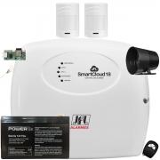 Kit Alarme SmartCloud 18 Sensores Infravermelho Sem Fio IrPet 530 Sf  Jfl