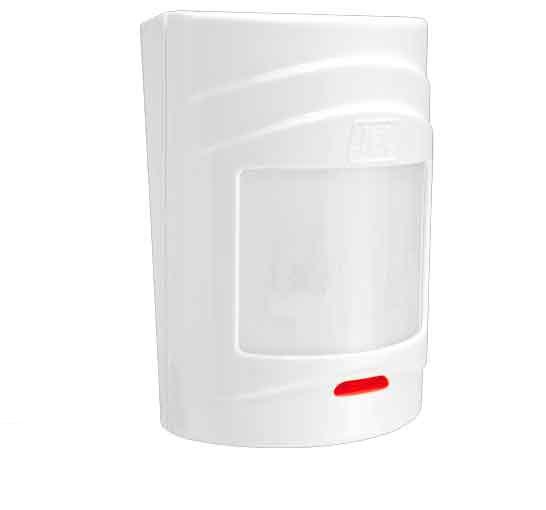 Sensor De Presença Infravermelho Sem Fio Irs 430i Jfl