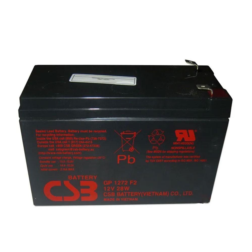 Bateria Selada Para Alarme E Cerca Eletrica 12v 7a