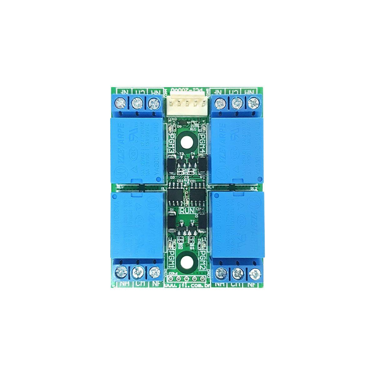 Kit Acessorios Jfl Pgm Ethernet Programador