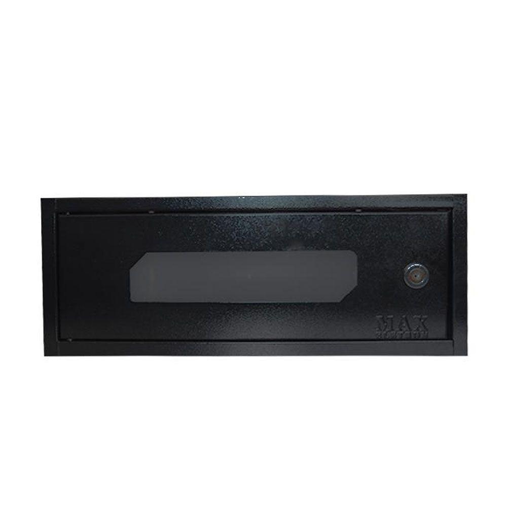 Caixa Metalica Para Dvr Rack Compact Mini 15 Preto