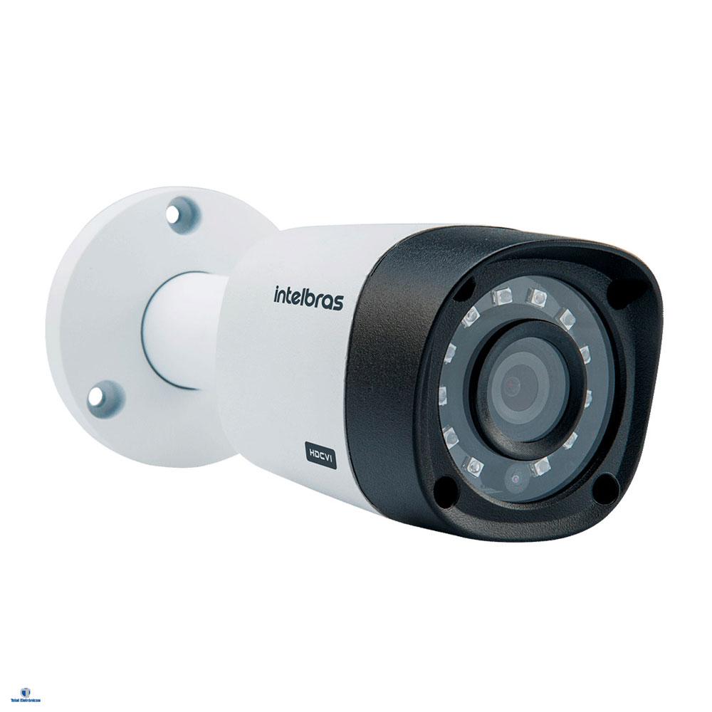 CAMERA BULLET VHD 3120B G4 MULTI HD 20MTS LENTE 2.8MM INTELBRAS
