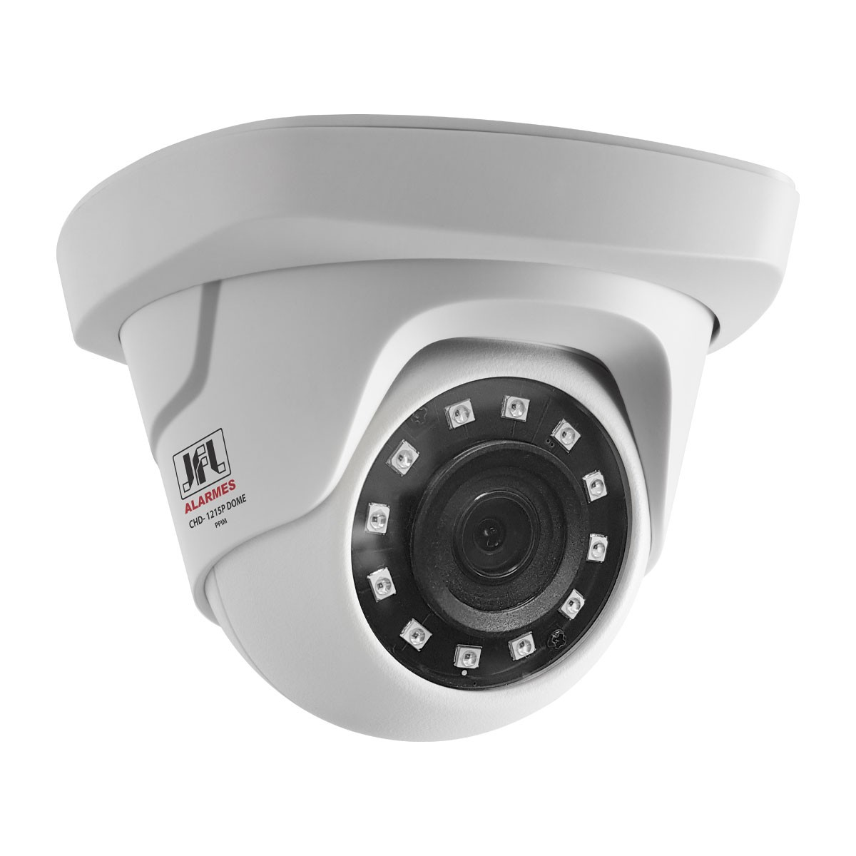 Camera Dome Hd 720p 4Em1 2.8mm Interna Chd 1215p Jfl