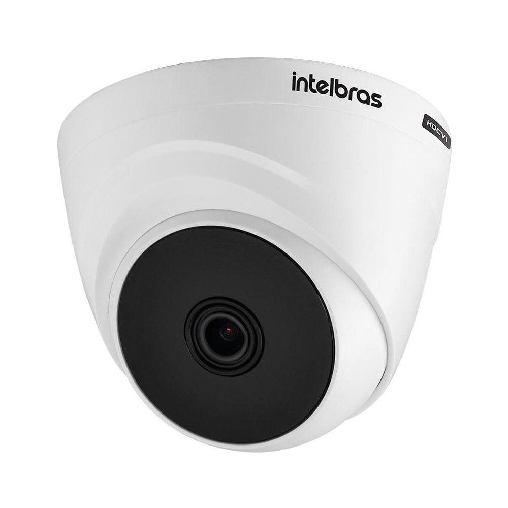 "Câmera Intelbras Dome VHL 1120 D HD 720p 1/2.7"" 3.6mm HDCVI 20M"
