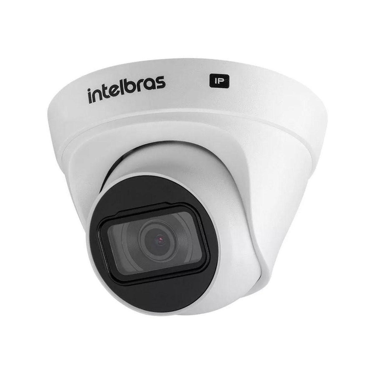 Câmera Ip 2 Mp Vip 3220 Dome Full Hd 1080p Intelbras