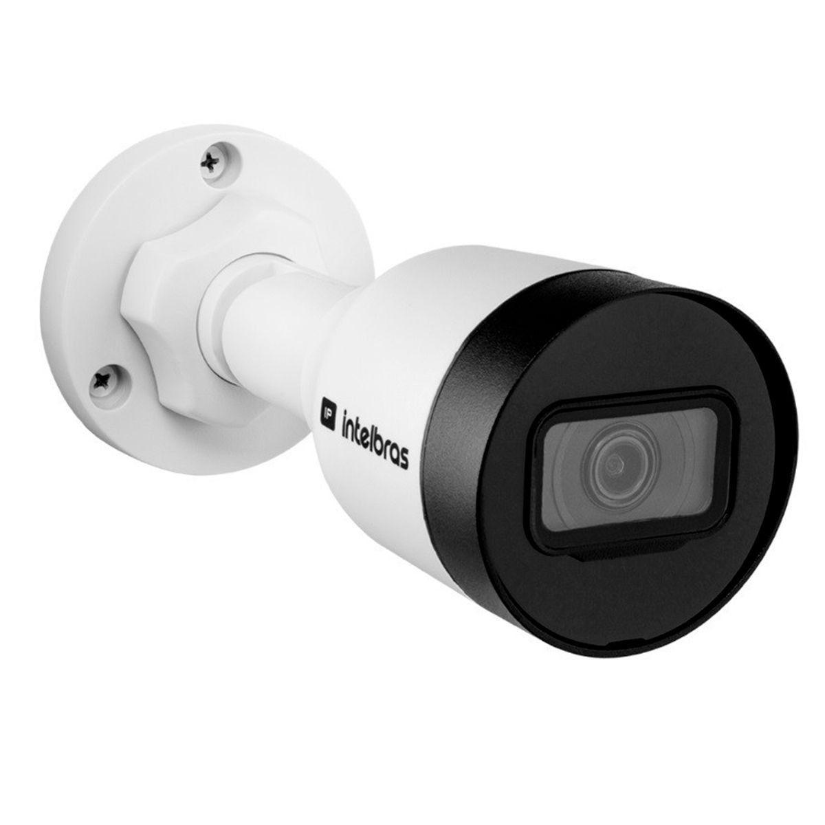 Camera Ip Bullet Infravermelho 20mts 720p Vip 1020 B G2 Intelbras