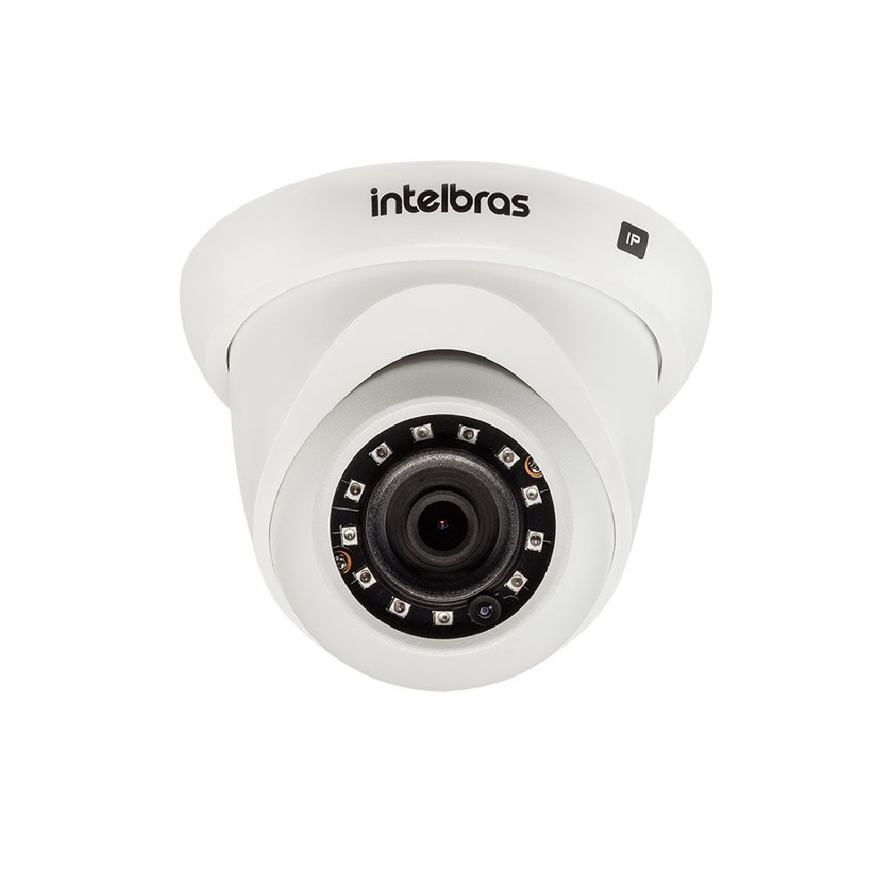 Câmera IP Intelbras Dome Full HD 1080p Poe Vip 3230 D