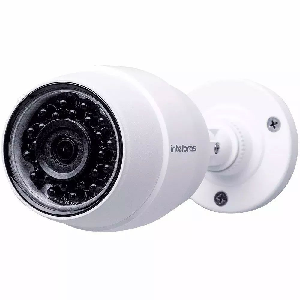 Camera Ip Wifi Intelbras Mibo Ic5 Hd 720p Externa