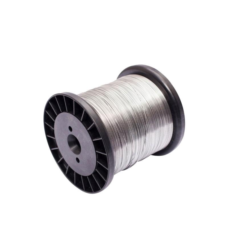 Carretel Fio De Aço Inox Para Cerca Eletrica 0,90mm