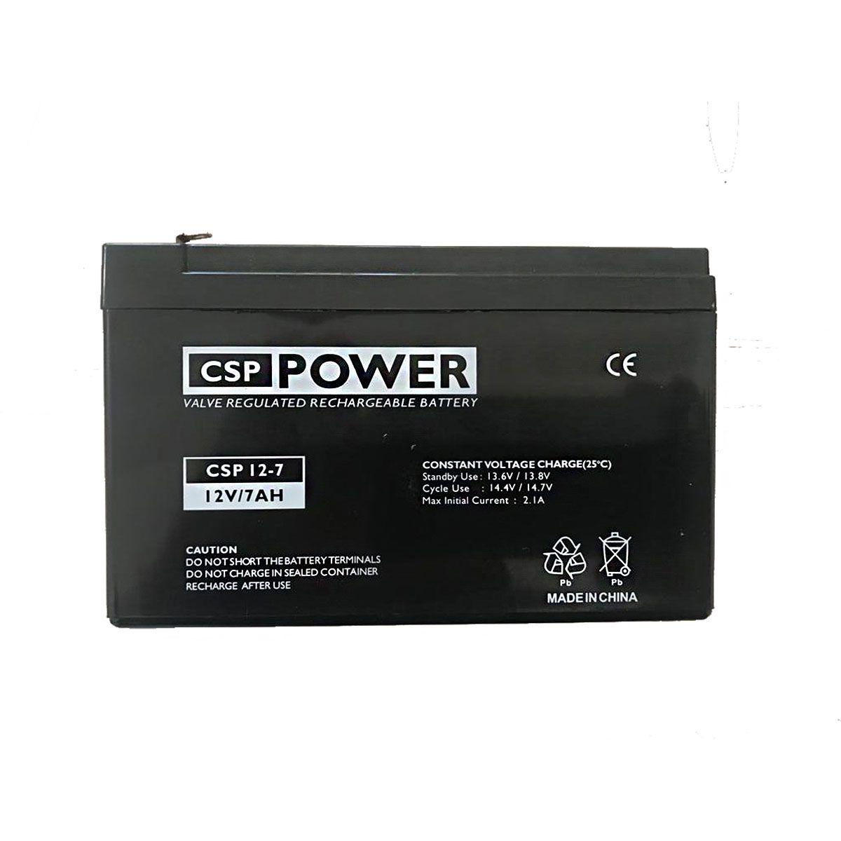 Central Choque E Alarme P/ Cerca Elétrica Smd 10000cr Com Bateria E Sirene