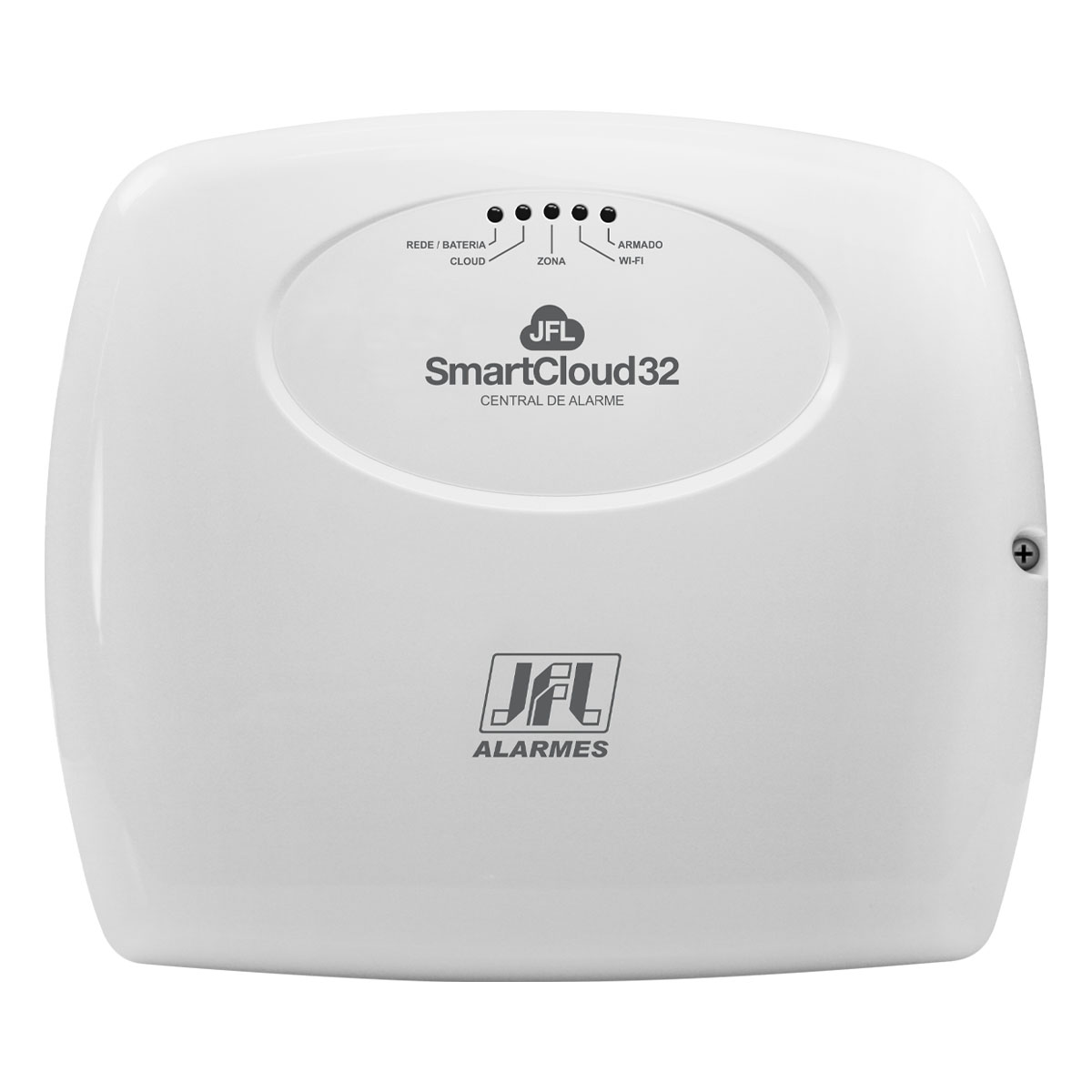 Central de Alarme 32 Zonas Acesso Via Aplicativo SmartCloud 32 Jfl