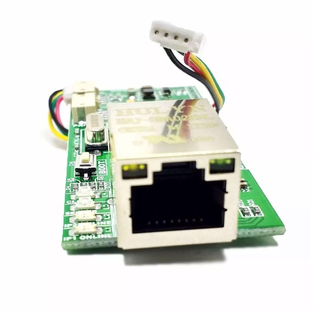 Central de Choque Ecr 18 Plus Jfl Com Modulo Ethernet Me 04