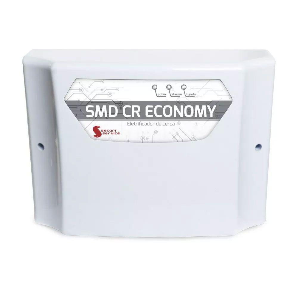 Central Eletrificador Para Cerca Elétrica E Alarme Smd Cr Economy