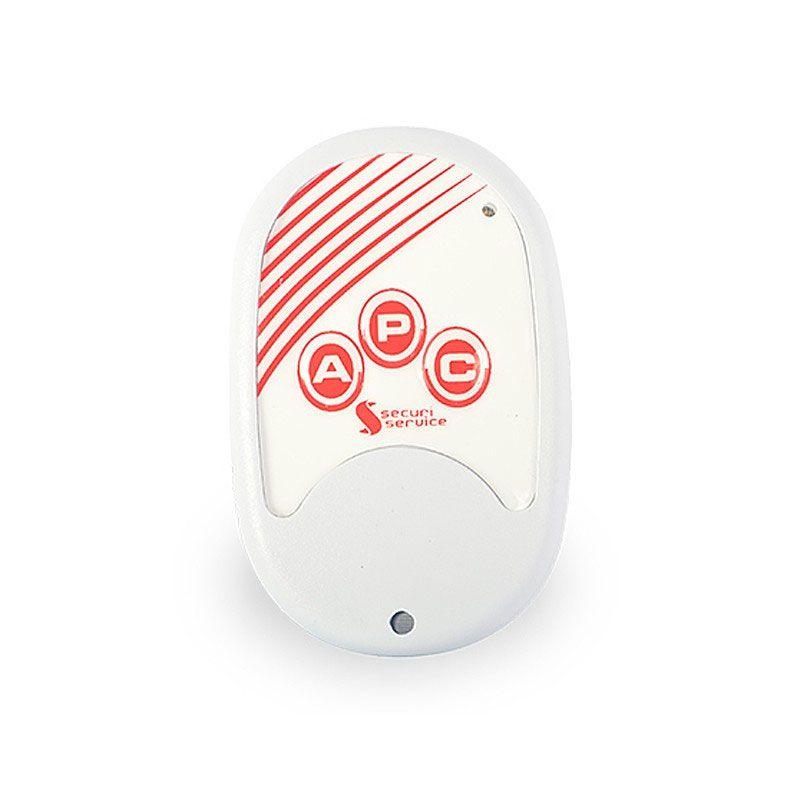 Central de Choque E Alarme Smd Cr Com Bateria e Sensores