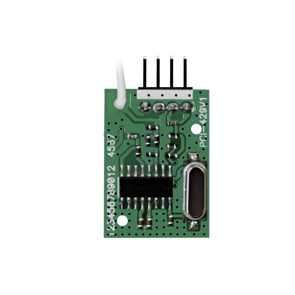 Central Monitorada Active 8 Ultra Jfl Com Bateria E Mrf 01