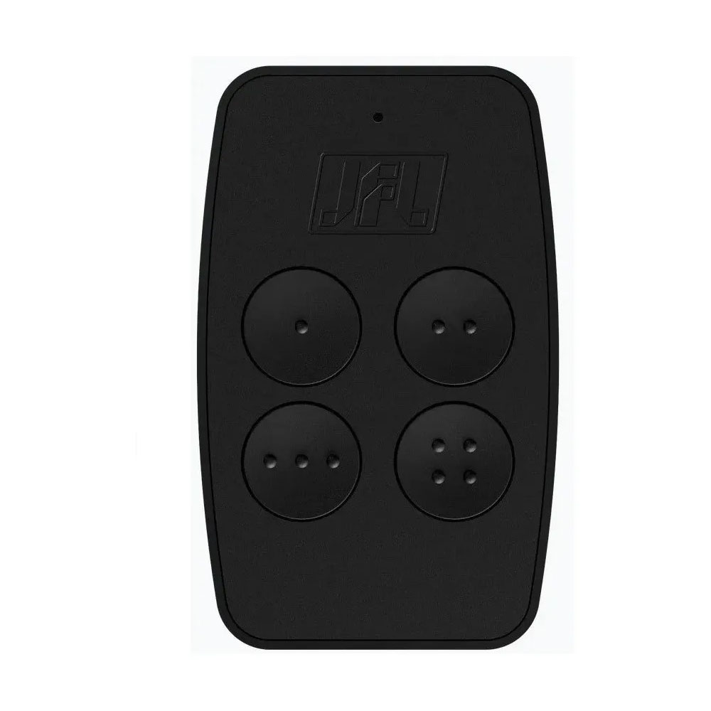 Controle Remoto Jfl 4 Teclas CR4T 433Mhz