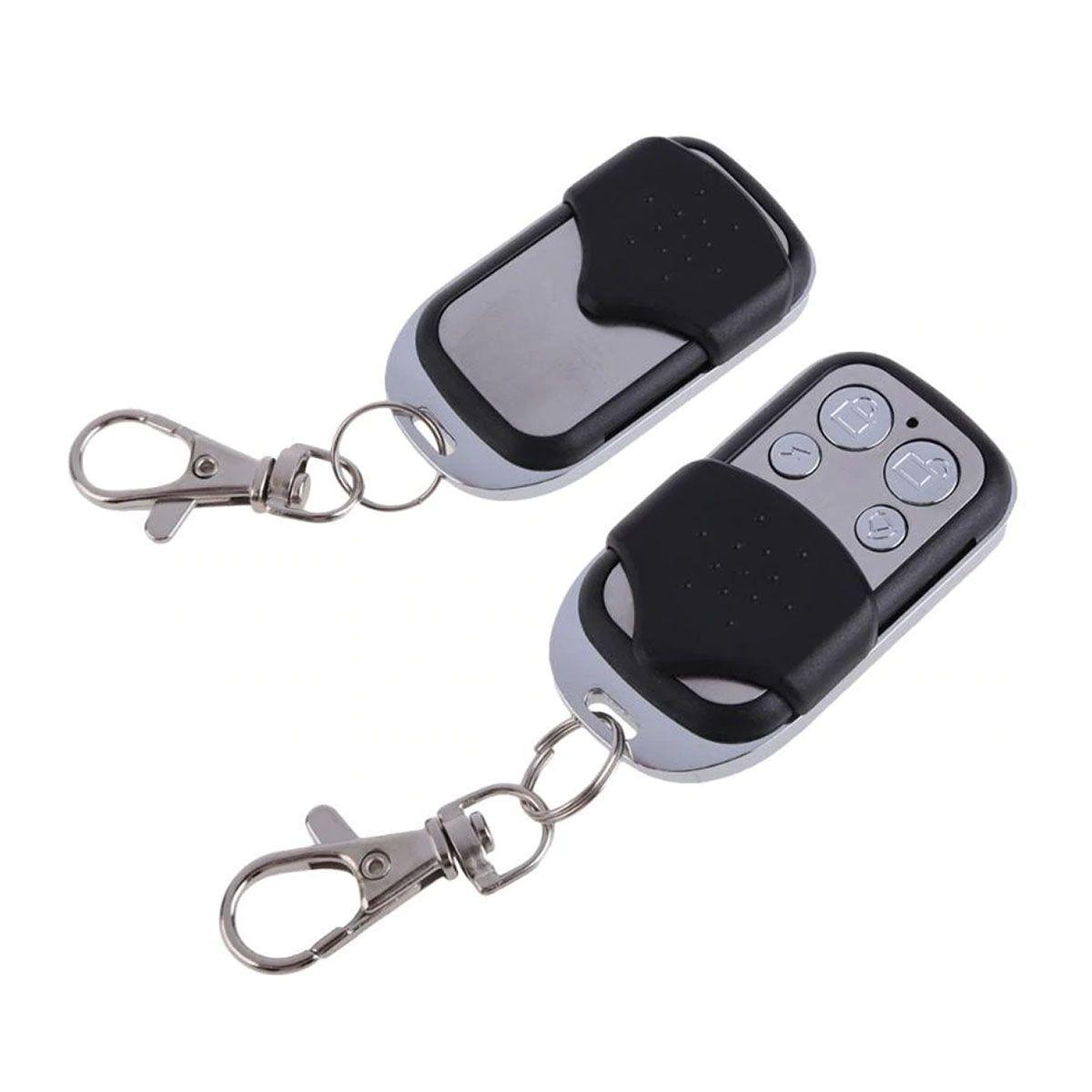 Controle Remoto Portão E Alarme Copiador Clone 433,92mhz