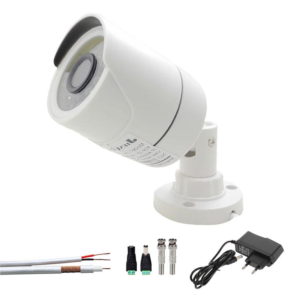 Camera De Segurança Infra Ahd 960p Com 20mts Cabo E Fonte