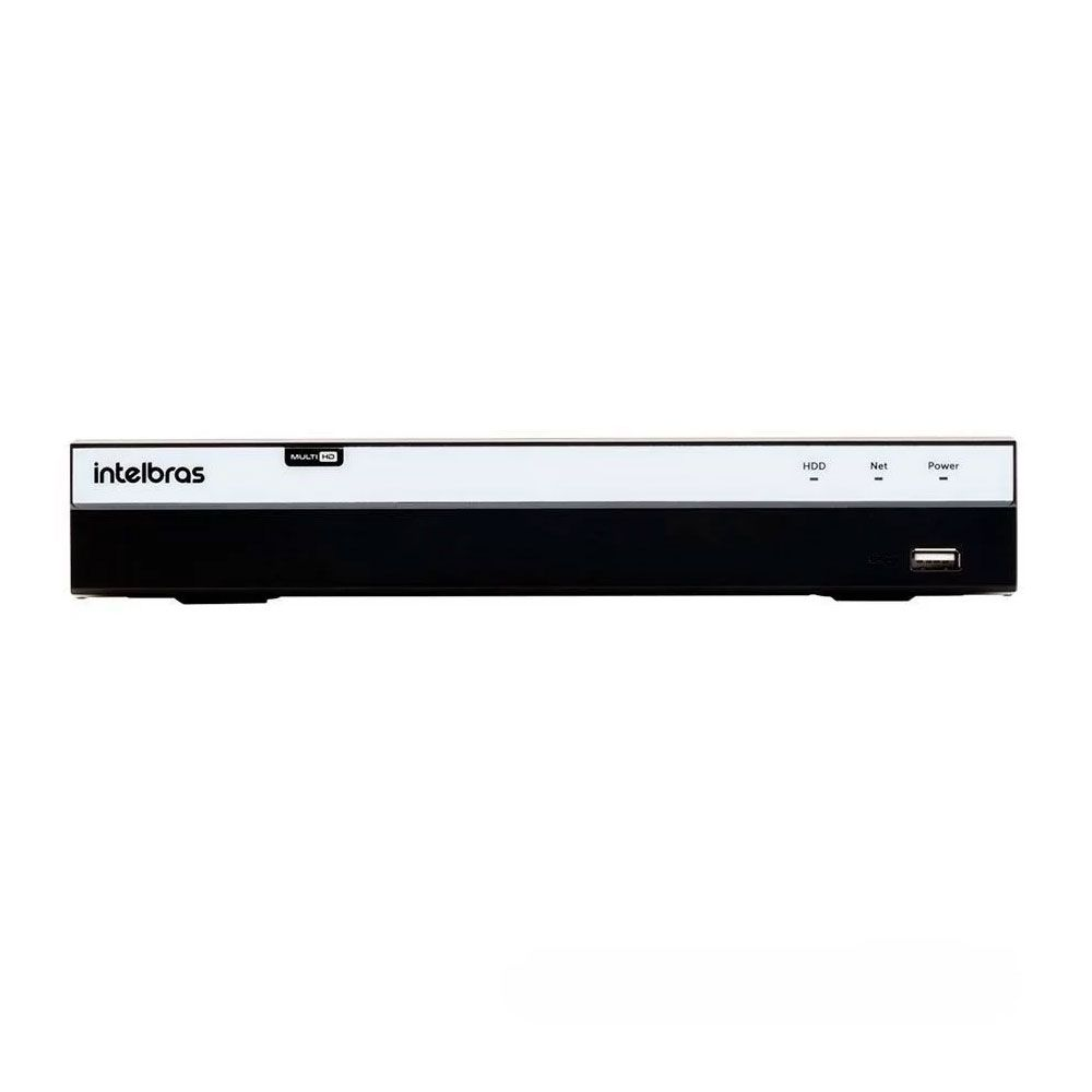 Dvr Intelbras 4 Canais Full HD 1080p Multi HD Mhdx 3104