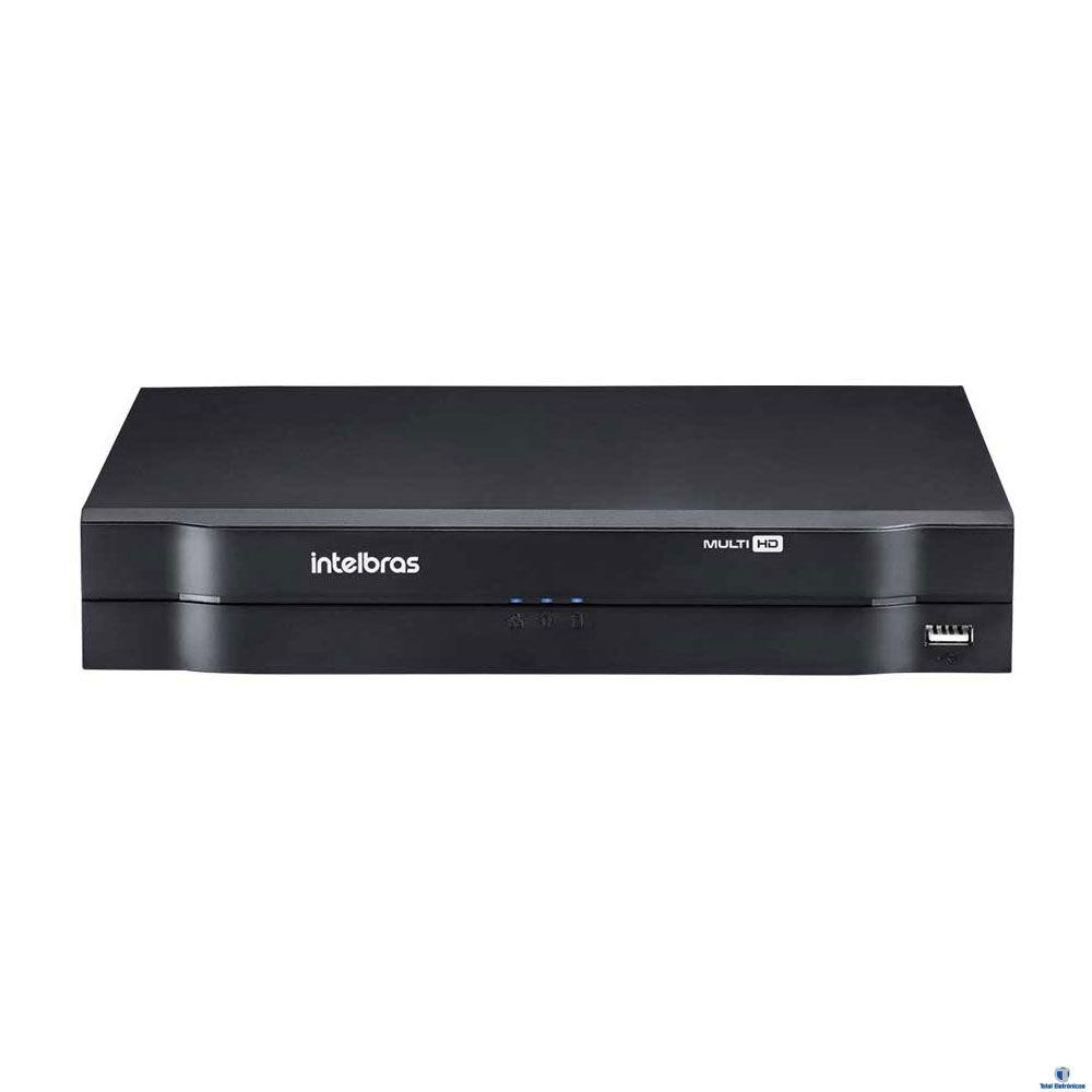 DVR MULTI HD 04 CANAIS 1080N MHDX 1004 INTELBRAS