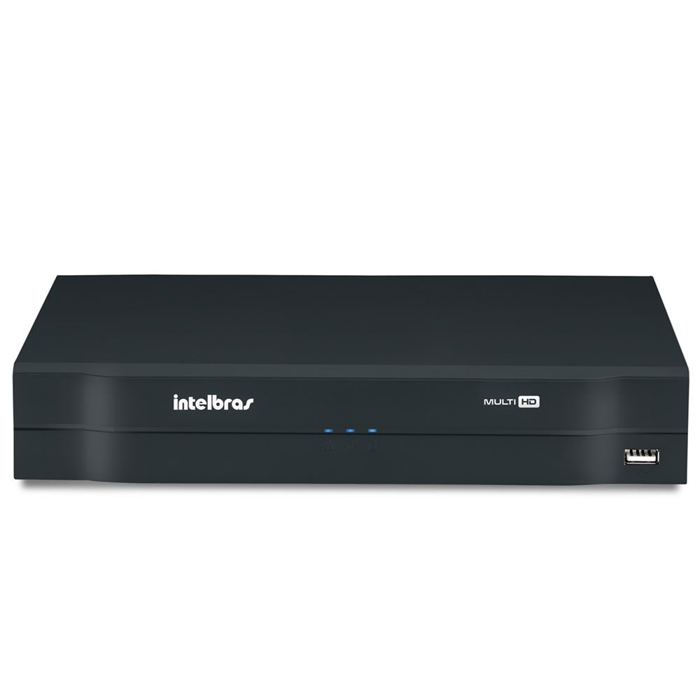 Dvr Intelbras 08 Canais Multi Hd 1080n Mhdx 1108