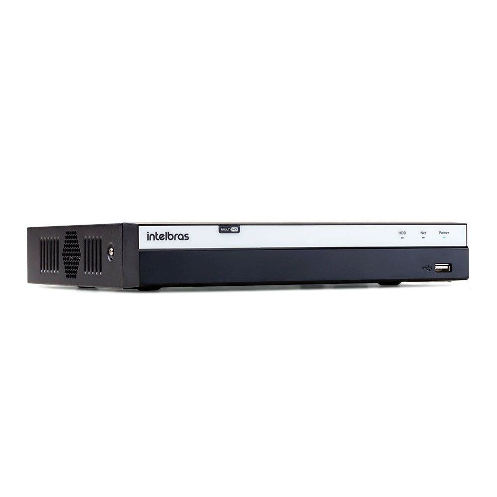 Dvr Stand Alone Intelbras 16 Canais Mhdx 3116 Full Hd 1080p