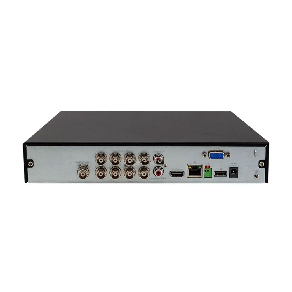Dvr Gravador Intelbras 8 Canais Multi HD Full Hd 1080p Mhdx 3108