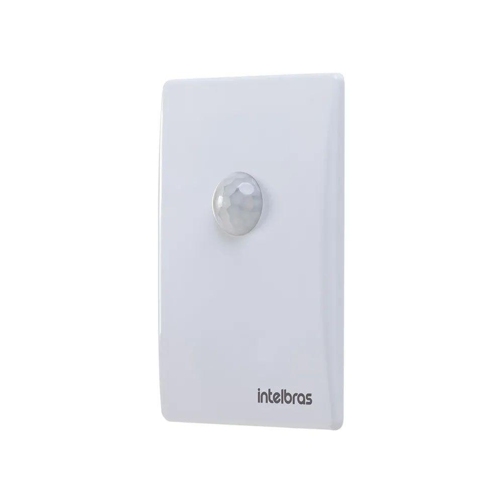 Interruptor de Embutir Sensor de Presença Iluminação ESP 180 E Intelbras