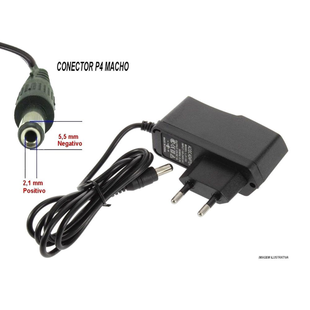 Kit 1 Camera de Segurança Intelbras Hd 720p 1010 Bullet 3.6mm