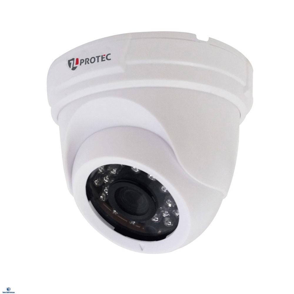 Kit 1 Camera Infravermelho Dome Interna Full Hd 1080p Completo