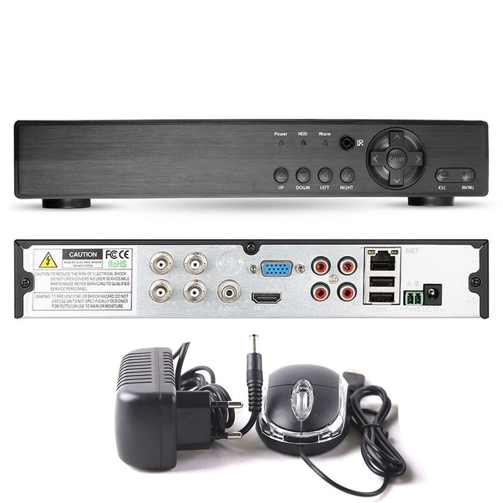 Kit 1 Camera Infravermelho Externa Full Hd 1080p 20Mts