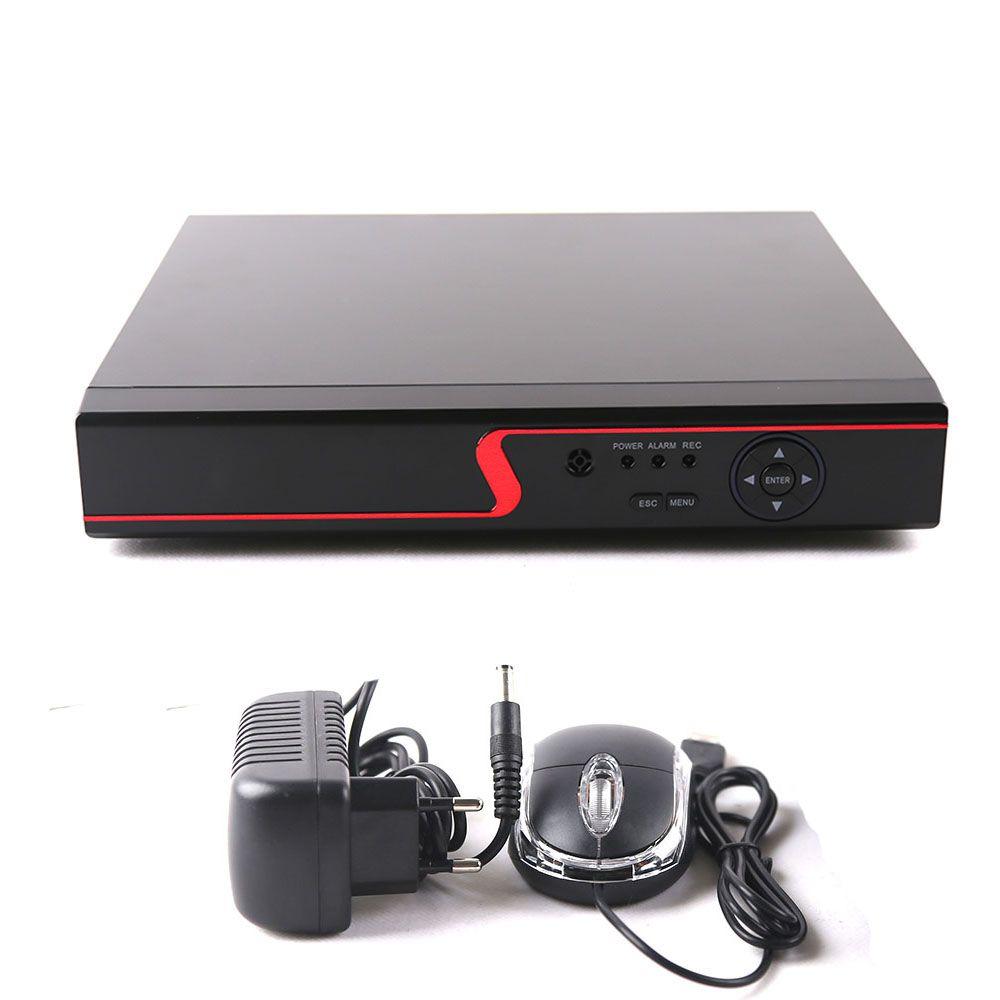 Kit 2 Cameras Bullet e 2 Cameras Dome Hd Com Monitor e Dvr para 4 Canais