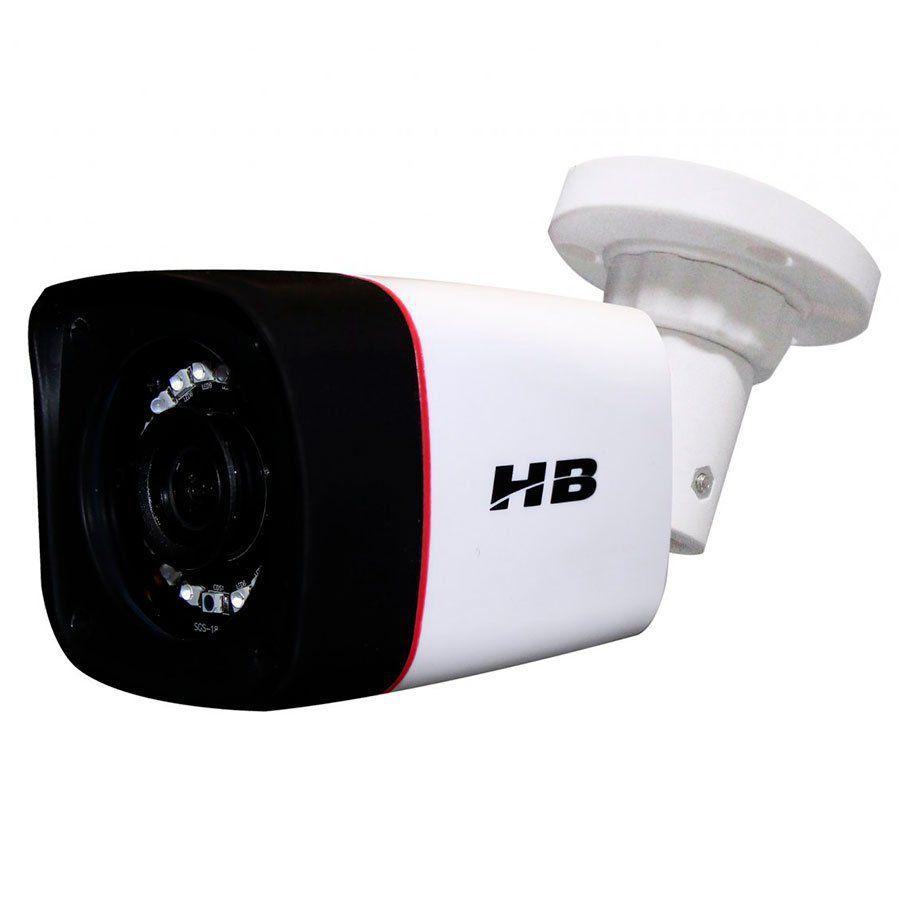 Kit 2 Cameras HD Cvi Tvi Ahd e Analogica 1080p Com Cabo e Fonte