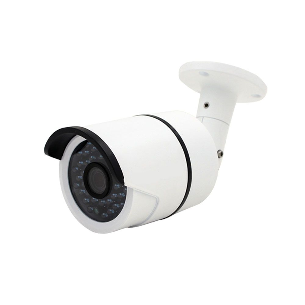 Kit 3 Cameras De Segurança Infra Ahd 960p Com 50mts Cabo E Fonte