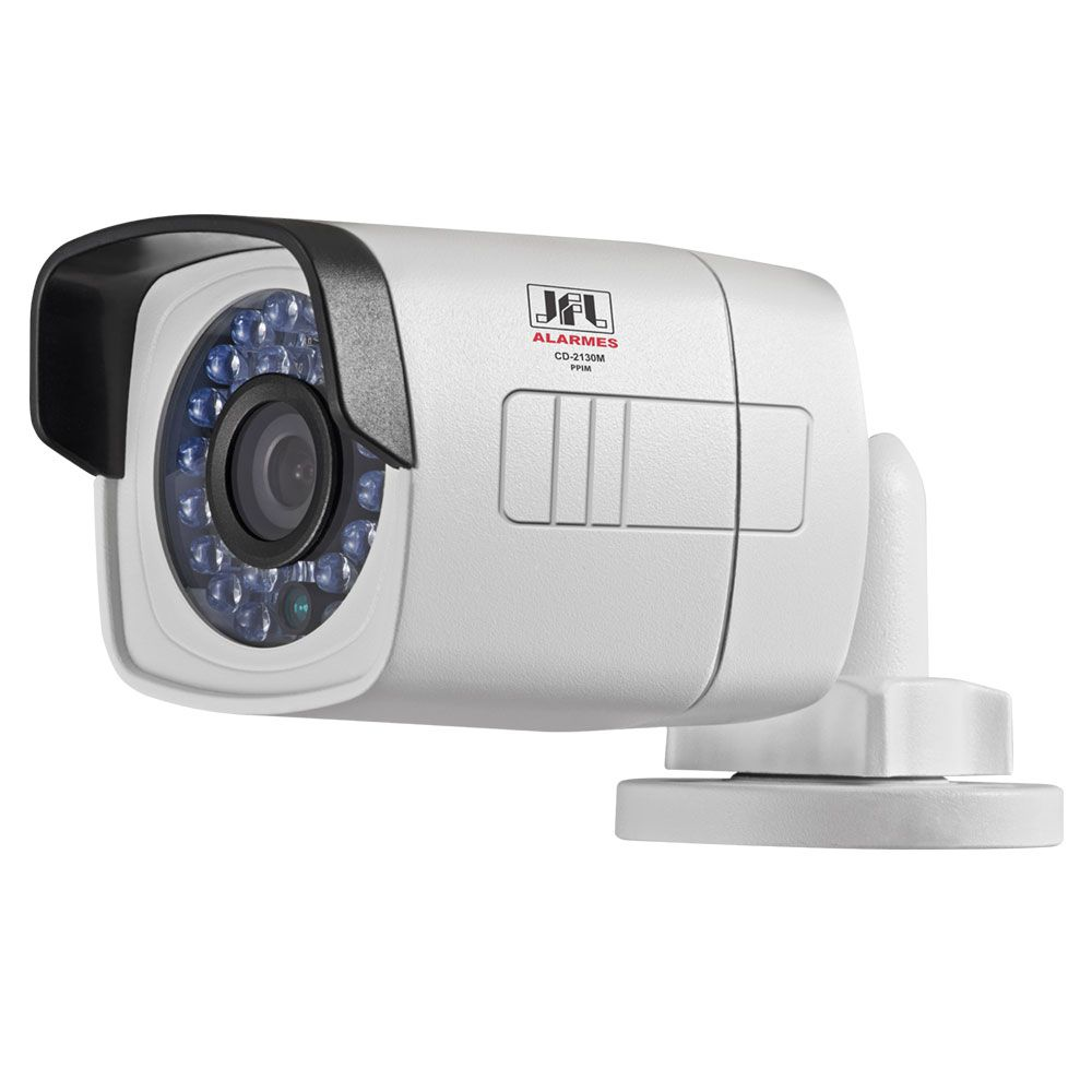 Kit 3 Cameras Full Hd 1080p Bullet Externa 30mts Chd 2130m Jfl
