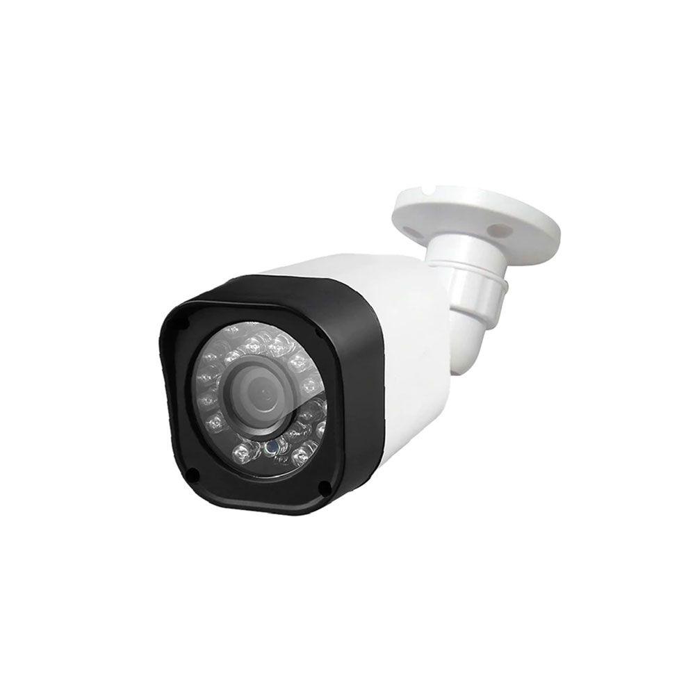 Kit 3 Cameras Hibridas Hd Cvi Tvi Ahd E Analogica 1080p 2.8m