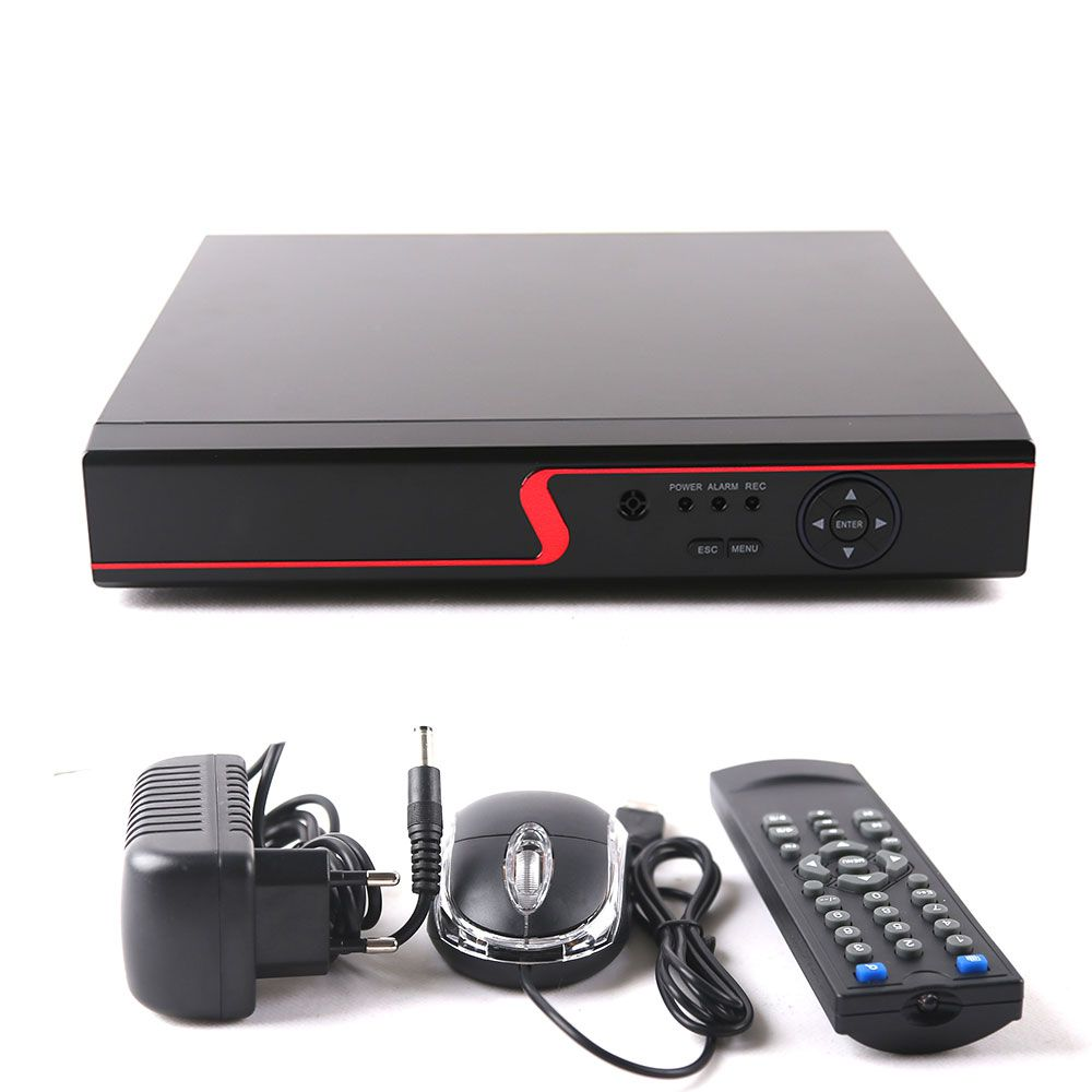 Kit 3 Cameras Infra Hd 2mp 1080p 2.8mm Com Dvr 4ch Externa