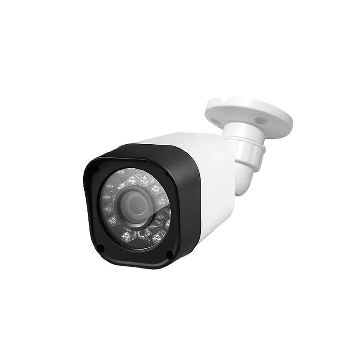 Kit 6 Cameras de Segurança Infra Full Hd 1080p Externa Completo