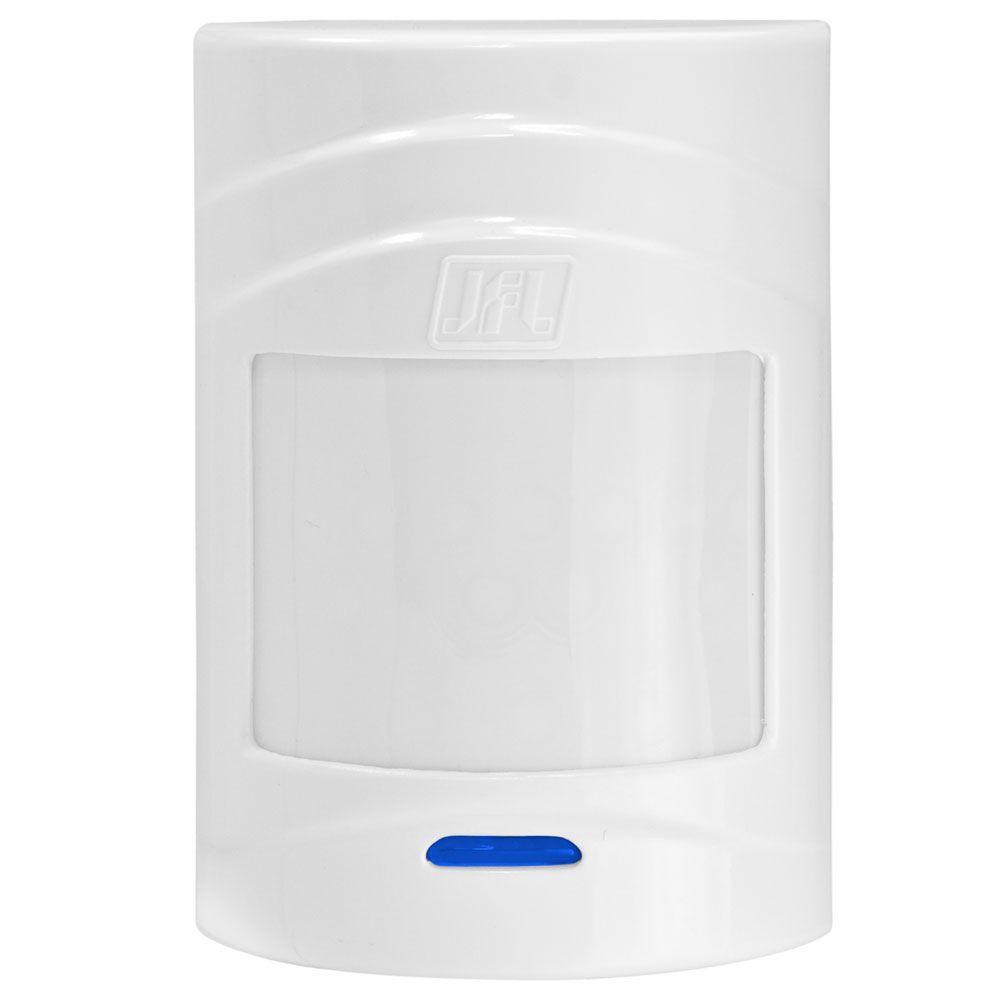 Kit Alarme Active 32 Duo Jfl 10 Sensor Sem Fio Pet 520 Duo