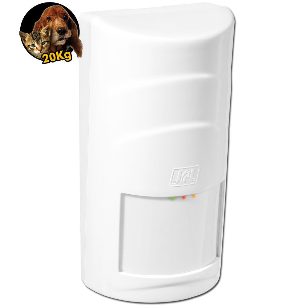 Kit Alarme Com Discadora Gsm Brisa Cell 804 + Sensores Sem Fio Ir Pet 510i